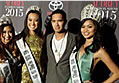 Miss Philippines USA beauties – On the Red carpet of Audrey magazine fashion show