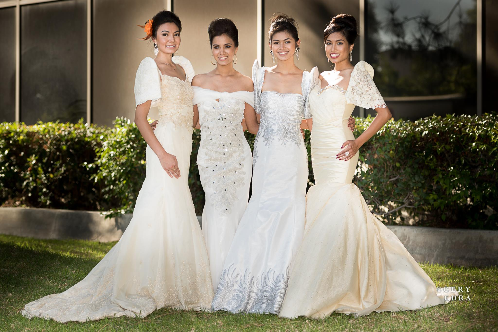Wedding gowns images philippines fiestas