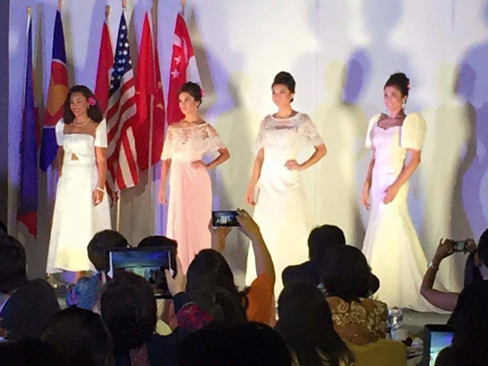 An Entertaining Parade of Cultural Diversity By The ASEAN Women Circle