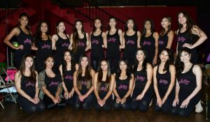Official Orientation of Miss Philippines USA 2016 held at The Eleven studios in Glendale