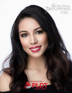 Taylor Jade Sullivan, The New Miss Young Philippines USA, Won Two Major Titles