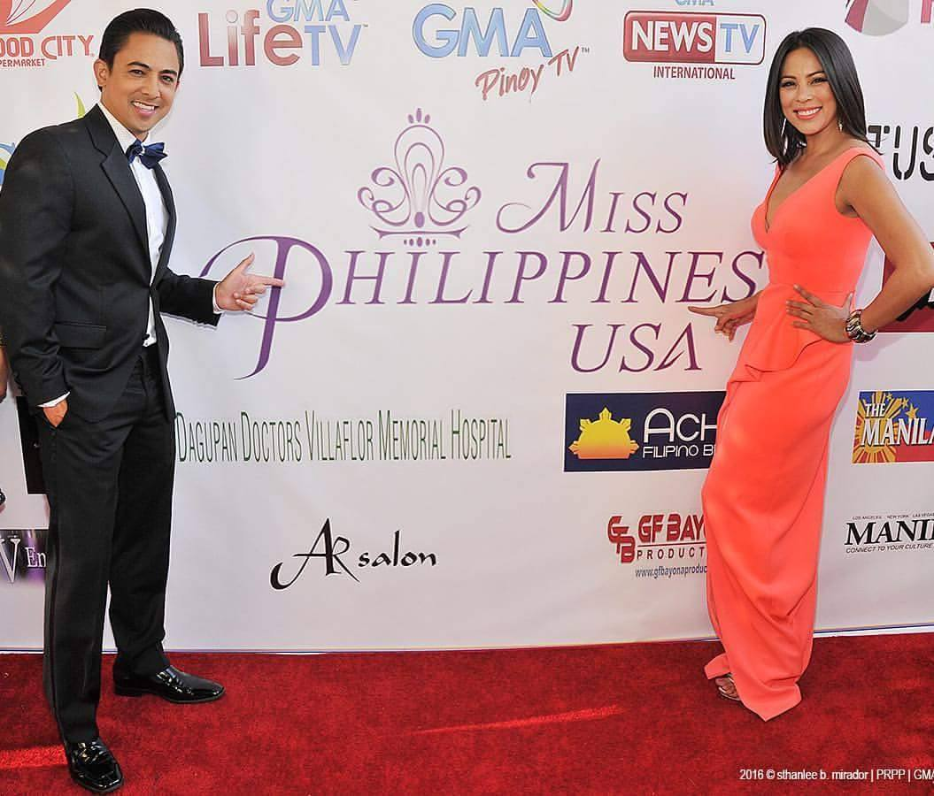 Miss Philippines USA The Pageant 2016