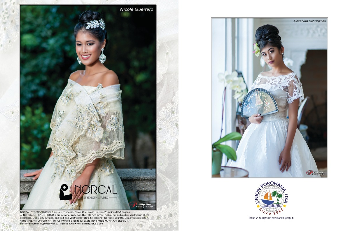 FILIPINIANA ISSUE OF MISS MAGAZINE