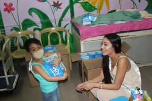 A journey to the Philippines and extend a helping heart